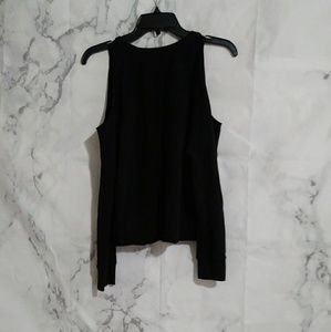 Victoria's Secret Cold Shoulder Crewneck